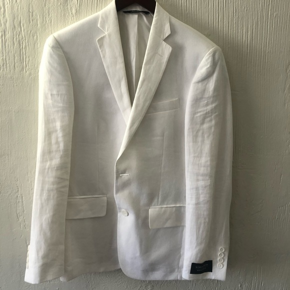 Nordstrom Other - Nordstrom white Sport coat size 38
